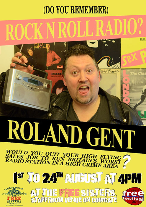Do You Remember Rock 'n' Roll Radio? - Edinburgh 2014 - click for more